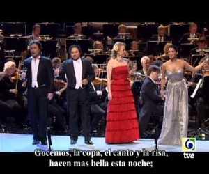 anna netrebko, opera, and video image