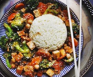 food, yummy, and healthy food image