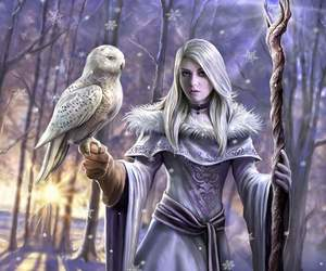 art, fantasy, and anne stokes image