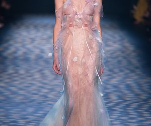 fashion, Marchesa, and dress image