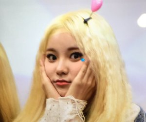heejin, hyunjin, and yeojin image