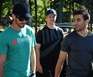 boston bruins, hockey, and patrice bergeron image