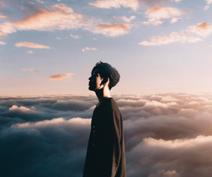 aesthetics, clouds, and wallpaper image