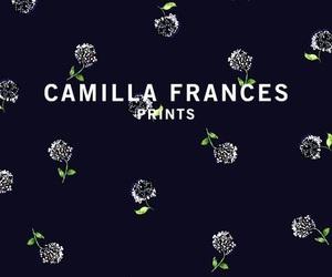black, flowers, and indie image