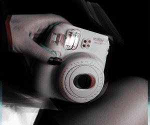 black, camera, and grunge image