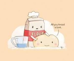 pun, cute, and love image