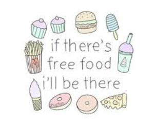 food, relatable, and cute image
