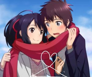 your name, love, and kimi no na wa image