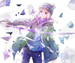 yukine, noragami, and manga image