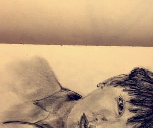 drawing, kpop, and bts image