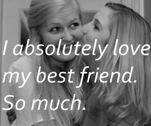 Best, best friends, and blondes image