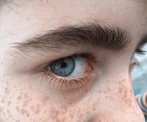 eyes, blue eyes, and boy image