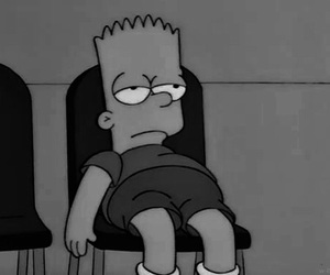 bart, simpsons, and the simpsons image