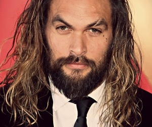 beard, beauty, and khal drogo image