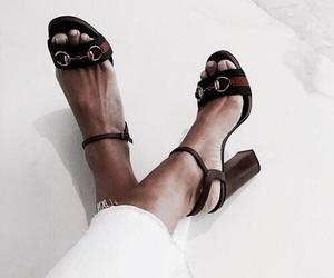 elegant, high heels, and lovely image