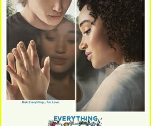everything everything and movie image