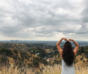 niceview, love, and hollywoodsign image