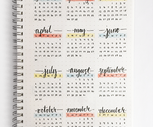 goals, inspiration, and bullet journal image