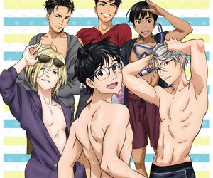 pichit, yuri on ice, and victor nikiforov image
