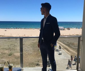 beach, marco asensio, and elegant image
