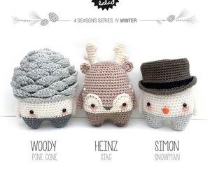 amigurumi, knit, and craft image