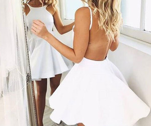 beautiful, dressup, and homecoming image