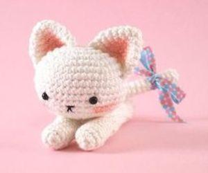amigurumi, cat, and diy image
