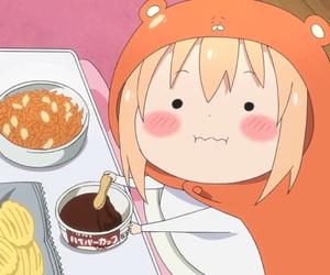 anime, kawaii, and umaru chan image