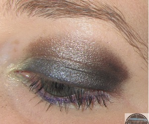 makeup, beauty, and maquillaje image
