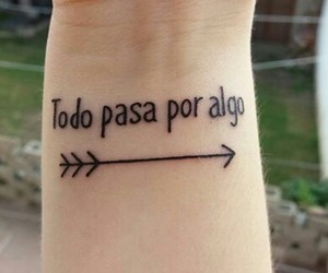 frase, frases, and tatto image
