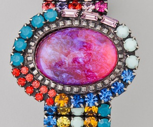 bright, color, and jewels image