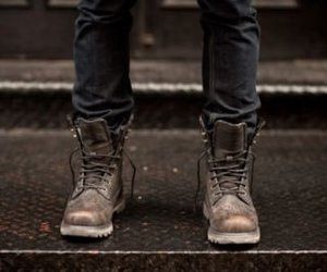 aesthetic, boots, and photography image