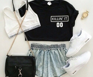 inspiration, outfit, and summervibes image