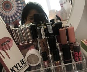 tumblr, iphone 7 plus, and makeup image