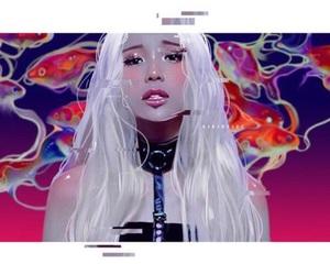 fan art, kpop fan art, and jung jinsoul image
