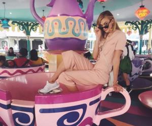 girl, Karlie Kloss, and model image