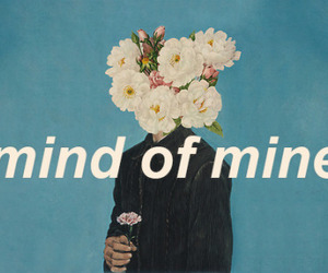 aesthetic, tumblr, and mind of mine image