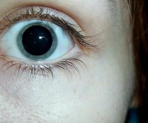 eye, grunge, and drugs image