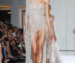 haute couture, runway, and pfw image