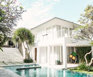 architecture, bali, and sunshine image