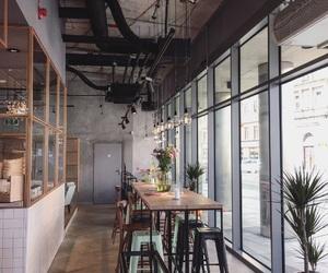 aesthetics, coffeehouse, and design image