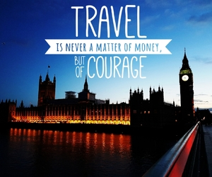 london, quote, and travel image