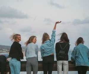 friendship, moment, and fun image