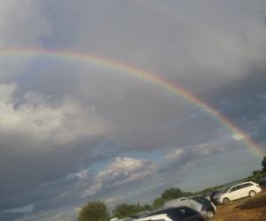 nice, rainbow, and wunderful image