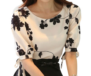americanfashion and 100%cottonblouses image