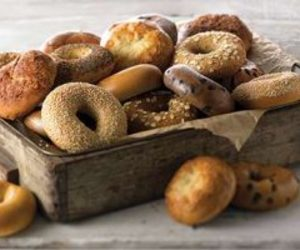 bagel, bagels, and free image