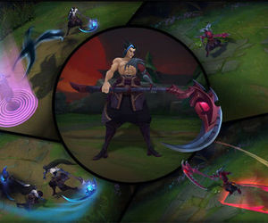 lol, league of legends, and kayn image