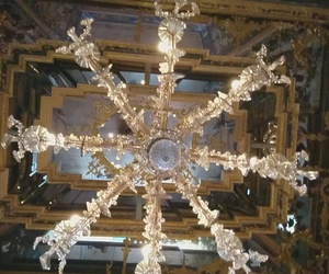 berlin, chandelier, and mirrors image