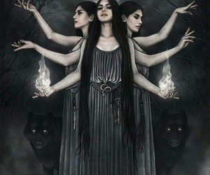 hecate and victoria frances image