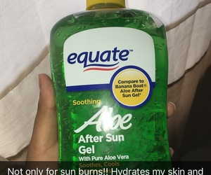 aloe, products, and self care image